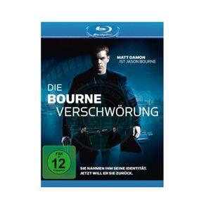 Die Bourne Verschwörung Blu-Ray FSK ab 12