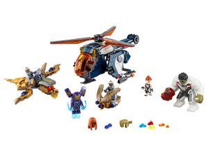LEGO 76144 Avengers Hulk Helikopter Rettung