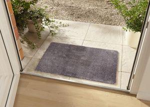 HANSE Home Clean & Go Schmutzfangmatte, 100 x 150 cm