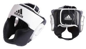 adidas RESPONSE Head Guard Gr.XL schw-wei, ADIBHG023