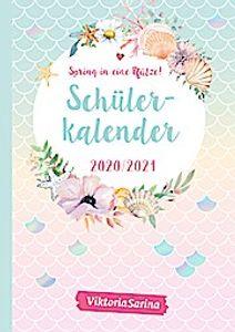 Spring in eine Pfütze! - Schülerkalender 2020/2021