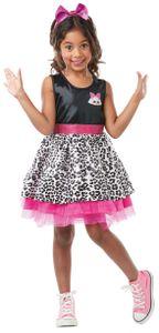Rubie's Diva Kostüm Mädchen Größe 128