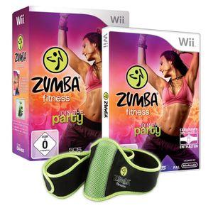 Zumba Fitness - Join the Party inkl. Hüftgürtel