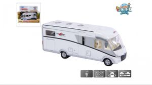 Die Cast pull back Carthago Camper Campingmobil Wohnmobil Kinder Spielzeugauto