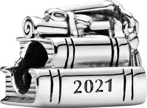 Pandora Charm 799325C00 2021 Graduation Sterling Silber 925