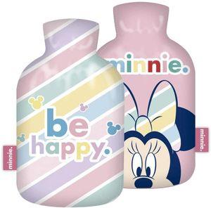 familie24 Minnie Maus Wärmeflasche Kinderwärmflasche Wärmekissen Heizkissen Wärmflasche Minnie Mouse