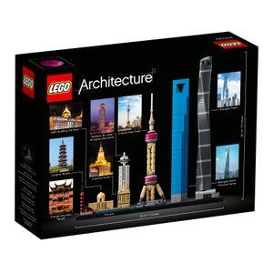 LEGO® Architecture Shanghai 21039
