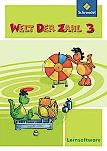 Welt der Zahl 3. CD-ROM