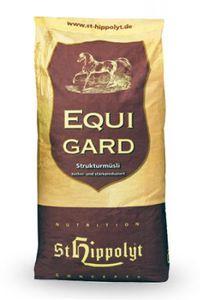 St. Hippolyt Equigard Müsli 20 kg - Leicht füttern - getreidefrei & low carb