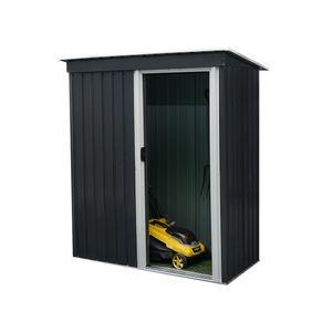 HOME DELUXE - Gerätehütte XS Aufbewahrung Hütte Gartenhütte Gartenschuppen
