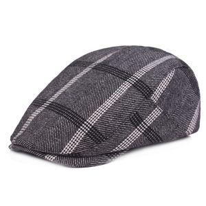 Baskenmütze Mütze Hut männer Kappe Baumwolle Baskenmütze Hut