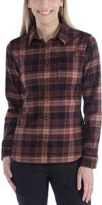 Carhartt Damen Shirt Hamilton Flannel Shirt Port-M