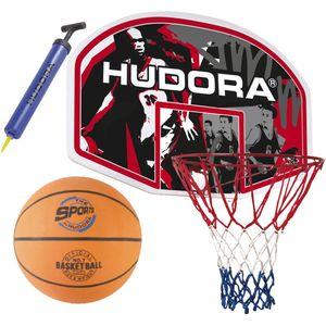 Hudora 71570/621/6146 3er Set Basketballkorb In-/O