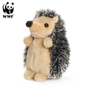WWF Plüschtier Igel (10cm) lebensecht Kuscheltier Stofftier