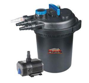 Mauk Teichdruckfilter 13W  bis 16.000 Liter