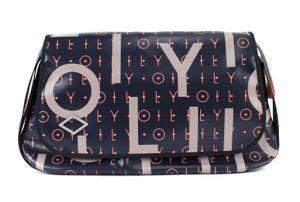 Oilily Lori Letters DiaperBag LHF Dark Blue