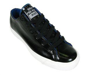 Keds Skateboard Sneaker Schuhe 69er Lo Black Patent Huf, Schuhgrösse:43.5