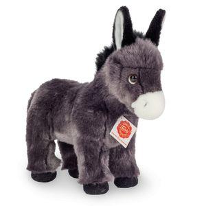 Teddy Hermann 90256 Esel stehend ca. 25cm Plüsch Kuscheltier