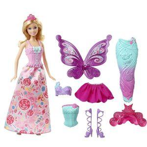 Barbie Dreamtopia 3-in-1 Fantasie Barbie