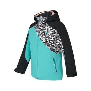 ZIENER ABELLA jun (jacket ski) - 765 mermaid green / 176
