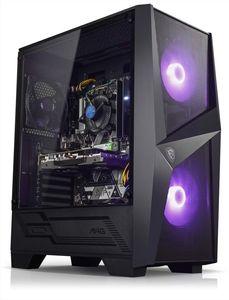Gaming PC Raptor V AMD Ryzen 5 5600X, 16GB RAM, NVIDIA RTX 3070, 1000GB SSD