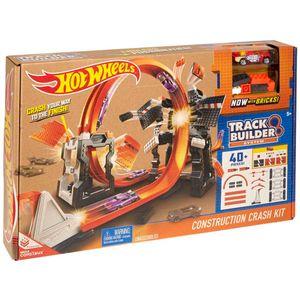 Hot Wheels Track Builder Mega Crashset