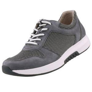 GABOR Rollingsoft Damen Sneaker Grau, Schuhgröße:EUR 40