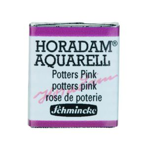 Schmincke HORADAM Aquarell Potters Pink 1/2 Näpfchen 14370044
