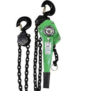 TrutzHolm®  6t 6000Kg/3m Kettenzug Hebezug Ratschenzug Hebelzug Flaschenzug