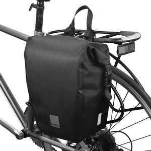 10L Wasserdichte Fahrradkoffer Tasche Fahrrad Gepaecktraeger Tasche Fahrrad Gepaecktasche Reisetasche