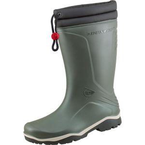 Dunlop Blizzard Fur Lining Winterstiefel Outdoorstiefel - Größe 37 - oliv