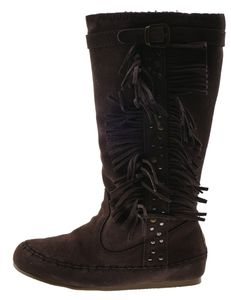 Colors of California HCY104K Stiefel braun, Groesse:36.0