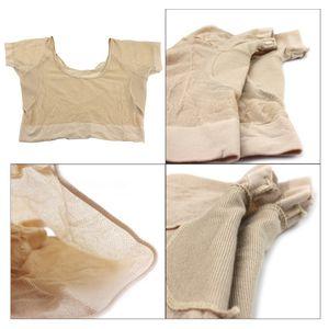 Komfortabel Achselpads Achsel Schweiß Pads Unterarm Absorbtion Unterwäsche für Körperformung, Waschbar und Wiederverwendbar