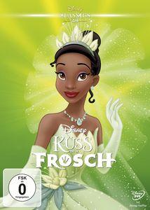 Küss den Frosch [DVD]