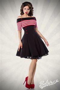 Belsira - Vintage Kleid im Petticoat Stil, Größe:S