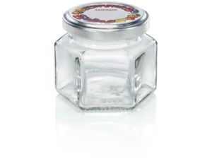 Sechskantglas 106 ml