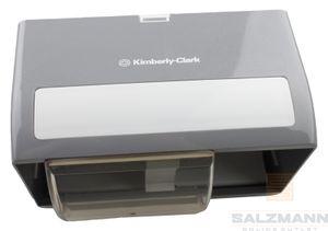 Kimberly-Clark Ripple Doppelrollenspender Grau Neu