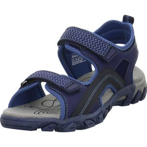 Superfit Sandalen HIKE Blau Jungen