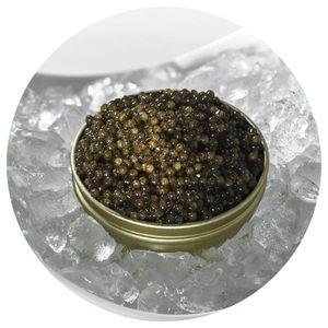 Sevruga Kaviar 1 Unze (oz) im Glas