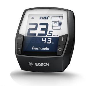 Bosch Intuvia Performance E-Bike Display LCD E-Bike Bosch Fahrrad Display ab 2014, Farbe:anthrazit