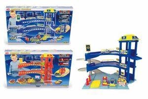 Dickie Toys Rettungsstation Garage (farblich sortiert)