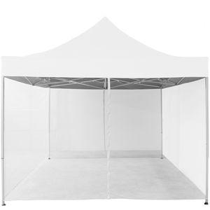 INSTENT Moskitonetz, für 3 x 3 Pavillon, weiß