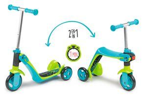 Smoby Switch 2in1 Blau,750605