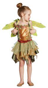 Rubie's kostüm Elf grün/braun Mädchen Größe 128