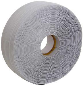Weichsockelleiste, PVC, 25m, selbstklebend Esche grau