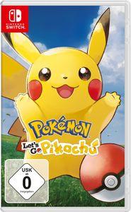 Pokémon - Let´s Go Pikachu [Nintendo Switch]