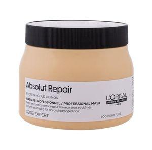 L'Oréal Serie Expert Absolut Repair Gold Quinoa und Protein Maske 0,5l