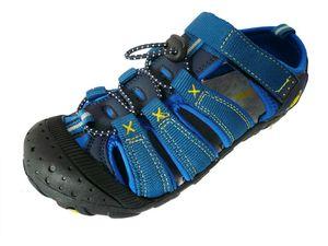 Dockers by Gerli Uni-Kinder Outdoor Schuhe Sandalen Trekking, Größe:D/F 33, Farbe:Blautöne