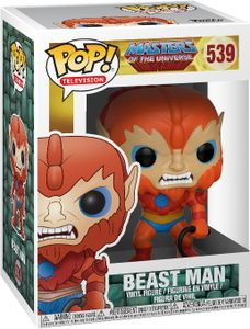 Television Masters Of The Universe - Beast Man 539 - Funko Pop! - Vinyl Figur