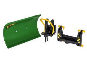 Planierschild für Tretfahrzeug rolly Snow Master grün - Rolly Toys